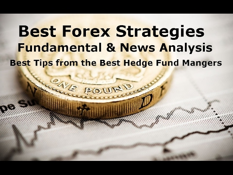 Hedge Fund Strategies - Forex Trading Techniques From 2 hedge Fund Managers