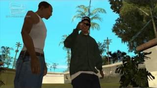GTA San Andreas - Walkthrough - Mission #10 - Home Invasion (HD)