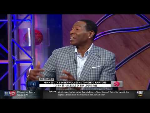 """""""Raptors shouldn't be scared of anybody!"""" Sam Mitchell on Raptors 15th straight WIN   NBA GameTime"""