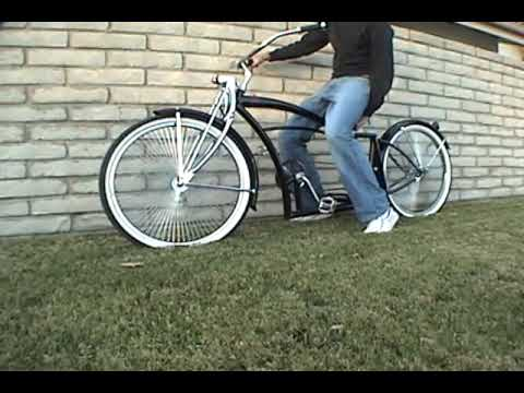 Lowrider Bike Bicycle Air Hydraulic Suspension 26 Quot Beach