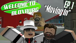 "ROBLOX - Welcome to Bloxburg ""Moving In"" Ft. Biggranny000"