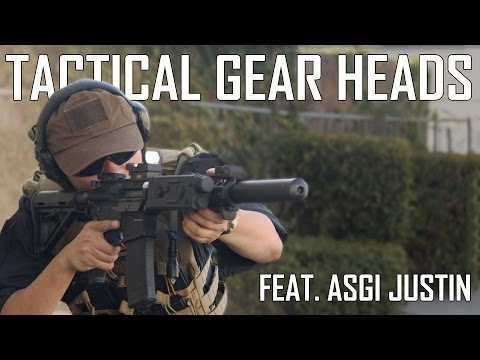 TACTICAL GEAR HEADS Simple, Effective, and Affordable | feat. ASGI Justin - Airsoft GI