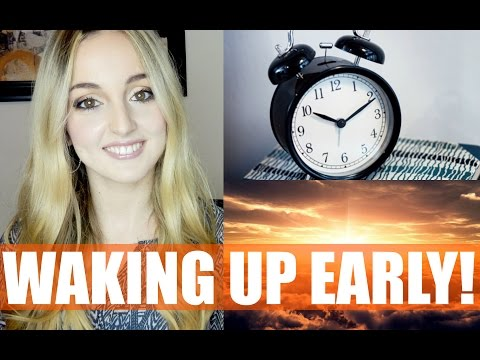 Why I Get Up at 5am Every Day?! / Benefits of Getting Up Very Early
