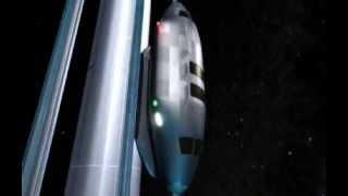 Space Elevator Concept (NASA ANIMATION)