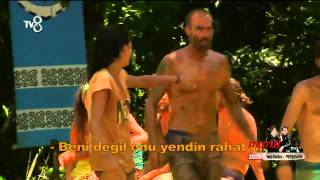 Survivor All Star - Bozok Hakan'a Meydan Okudu (6.Sezon 22.Bölüm)