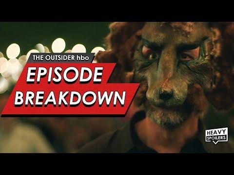 THE OUTSIDER: Episode 8 Breakdown & Ending Explained | Full Spoiler Review & Episode 9 Predictions