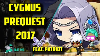 Maplestory Cygnus Prequest 2017