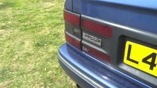 1994 Ford Scorpio Cosworth