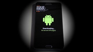 How to enter Download Mode (Odin Mode) on Samsung Galaxy