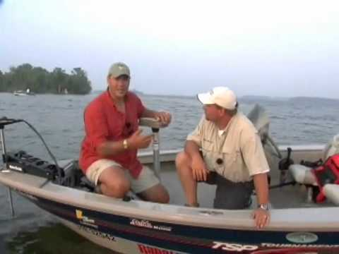 Bass Fishing Guides In The Kawartha Lakes, Ontario, Canada