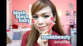 Video SMINKBEAUTY BLUSH BLUSH BABY SWATCHES FOR IG! - candyloveart download MP3, 3GP, MP4, WEBM, AVI, FLV November 2017