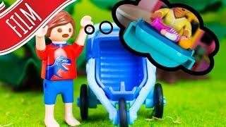 Playmobil Film   WO ist meine kleine Schwester 😱 ? mit 👨👩👧👦 Familie Sandmann