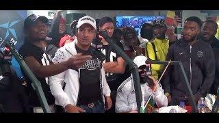 Freestyle Légendaire de Kalash Criminel ft. Hornet La Frappe !