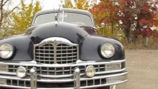 Rare 1949 Packard Custom 8 Limousine