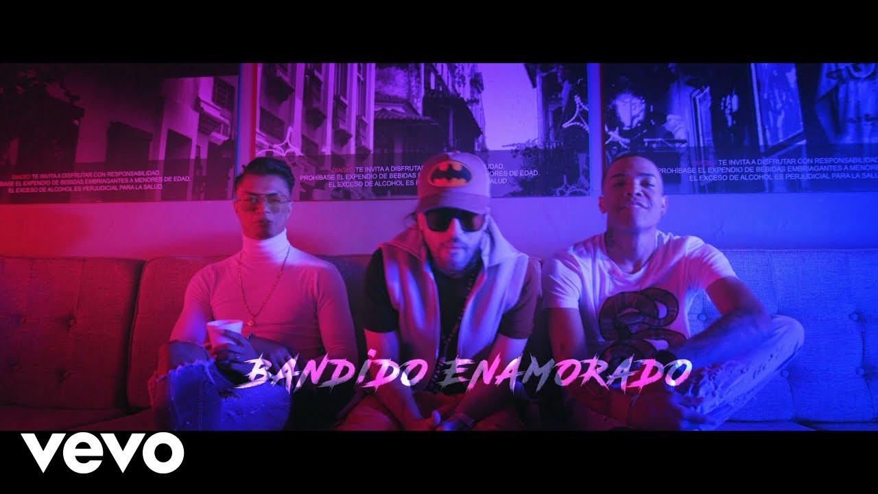 Lil Silvio & El Vega - Bandido Enamorado ft. Dalmata