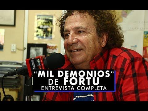 """""""Mil demonios"""" de Fortu - Entrevista completa"""