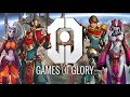 LoL Overwatch Games of Glory Skv l Free MOBA hra Sout