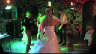 Танцевальный клип прикол  Москва ресторан Ариана   ведущие Слава Донской и Надежда Щеглякова
