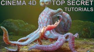 Animation crash course-Cinema 4D Top Secret.
