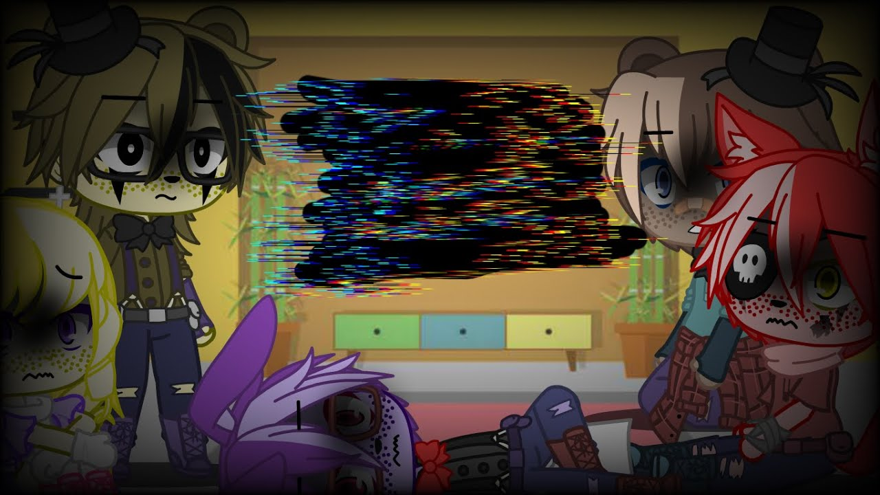 Fnaf 1 Reacts To William Afton Memes Youtube Fnaf Afton Cute Drawings