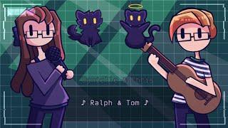 Ralph & Tom - Visual Novel Parody