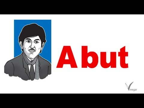 Abut-meaning in English and Hindi with usage