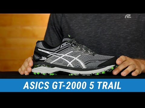 ASICS GT-2000 5 Trail | Men's Fit Expert Review - YouTube