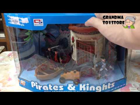 Unboxing TOYS Review/Demos - Part 1...