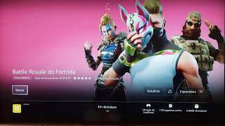 How to download and install Fortnite on PS4 Pro