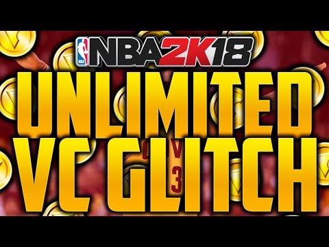 NBA 2K18 UNLIMITED VC GLITCH | 1,000,000 VC PER 3 MIN | *WORKING* AFTER PATCH