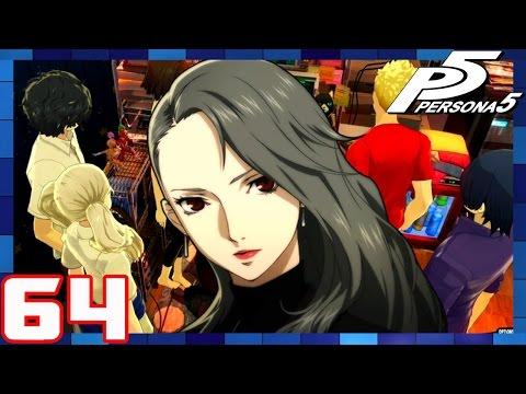 Persona 5 - Walkthrough Part 64 Stealing The Data