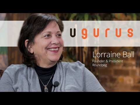 Lorraine Ball of Roundpeg Talks Teaching, Inbound Marketing, and Getting Clients from Competitors