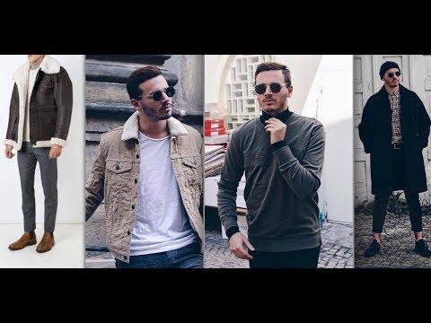 HERBST/ WINTER TRENDS 2017 - Styling Tipps für MÄNNER