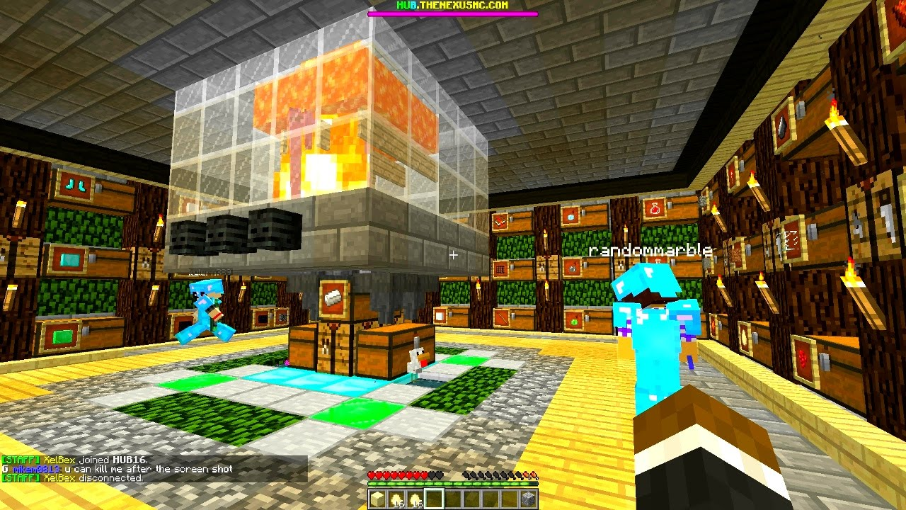 how to create a faction minecraft