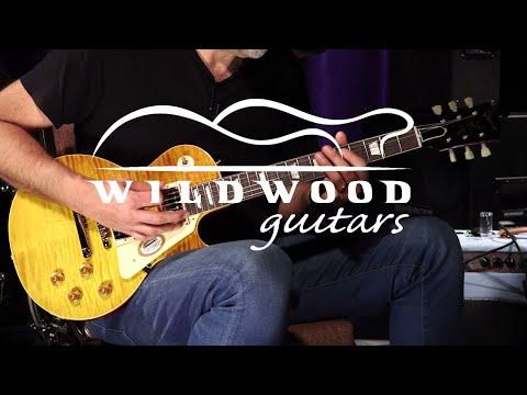 Gibson Custom Shop Wildwood Spec by Tom Murphy 1960 Les Paul Standard  •  SN: 00026