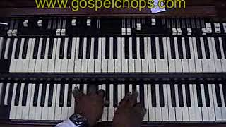 The GospelChops Classics: Introducing Cory Fuller on Organ