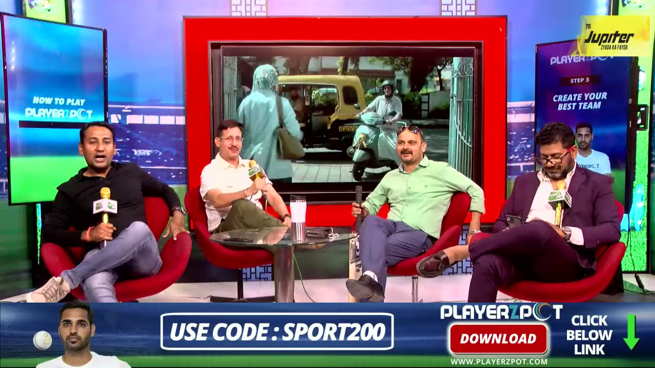 LIVE: भारत की धमाकेदार जीत का महाजश्न SPORTS TAK के संग   #IndvsEng   Sports Tak