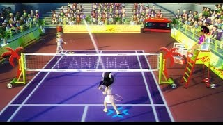Racket Sports (Games) - Sony PS3