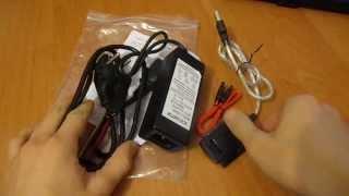 USB-2 Адаптер Sata/IDE 3.5/IDE 2.5 з блоком живлення