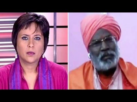 The 'maharaj' of controversy: Sakshi defiant on statements