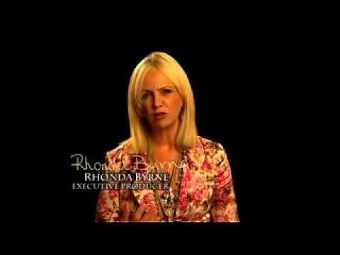 RHONDA BYRNE on The Secret DVD