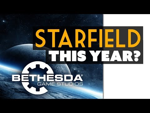 Bethesda's STARFIELD Game Coming THIS YEAR! - Game News
