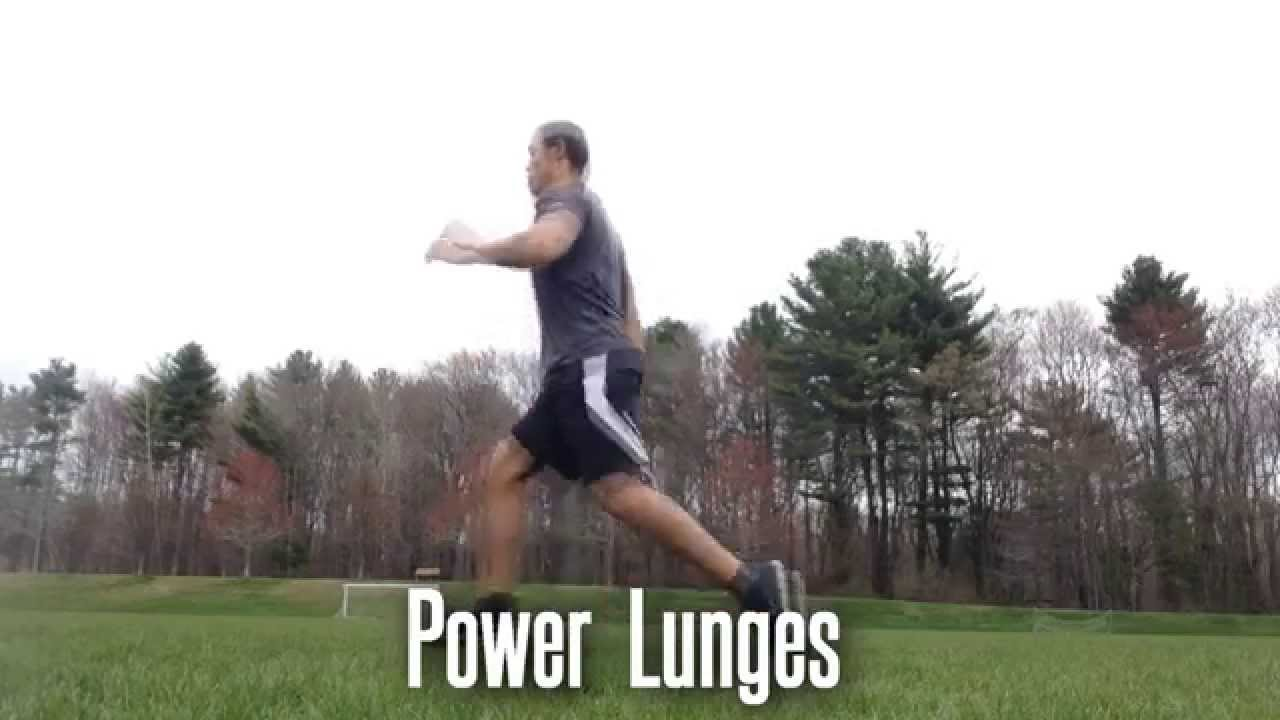 Effective Outdoor Workouts - No Equipment