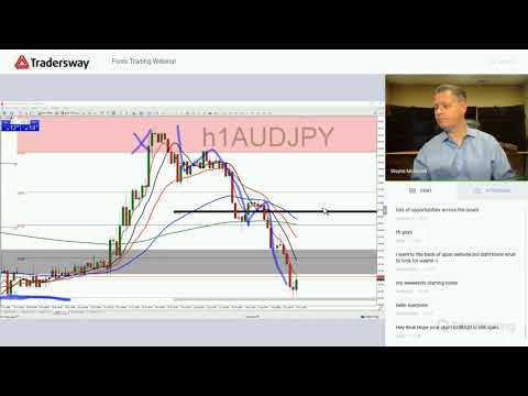 Forex Trading Strategy Webinar Video For Today: (LIVE Thursday August 2, 2018)