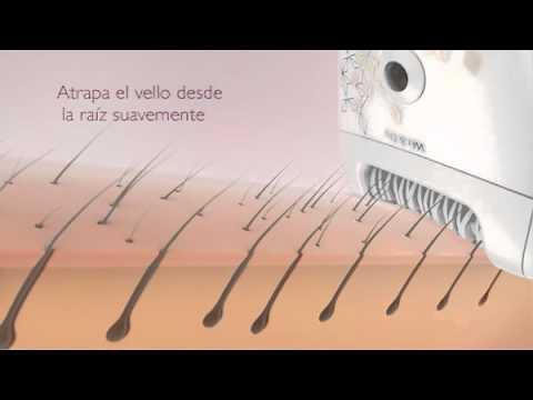 Depiladoras Philips Descubre la depilación - YouTube f3be3e8a5e93