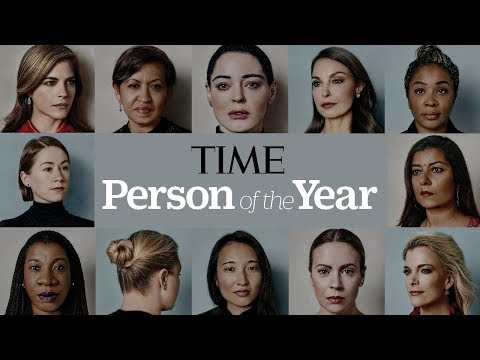 TIME Person of the Year 2017: The Silence Breakers | POY 2017 | TIME