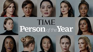 connectYoutube - TIME Person of the Year 2017: The Silence Breakers | POY 2017 | TIME