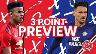 Mason Greenwood To Start? 3 Point Preview Manchester United vs Cardiff City