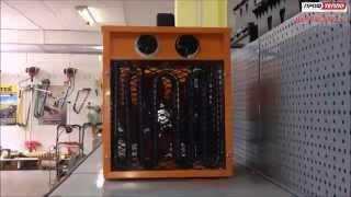 Обзор электрического тепловентилятора ТТ-5ТК ПРОФТЕПЛО