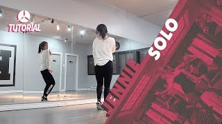 [FULL TUTORIAL] JENNIE - 'SOLO' | Dance Tutorial by 2KSQUAD
